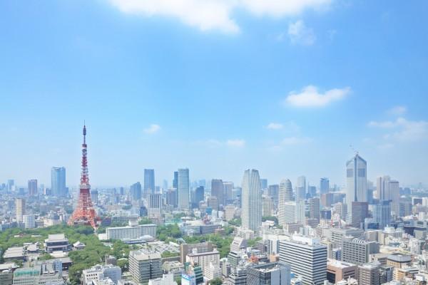 東京の眺め